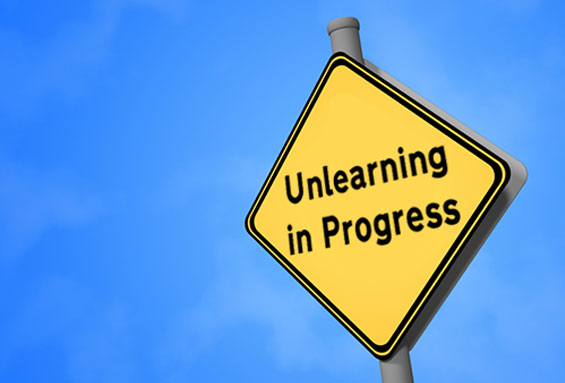Learning-By-Unlearning